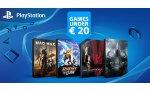 SOLDES - PlayStation Store : des jeux PS4, PS3 et PSVita à moins de 20 €
