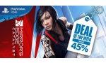 SOLDES - PlayStation Store : des réductions pour Mirror's Edge Catalyst, des jeux numériques et plus encore