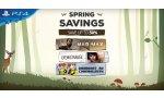 SOLDES - PlayStation Store : un tas de réductions printanières pour des jeux PS4, PS3, PSVita et PSP
