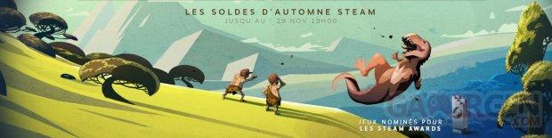 Soldes Steam Automne 2016