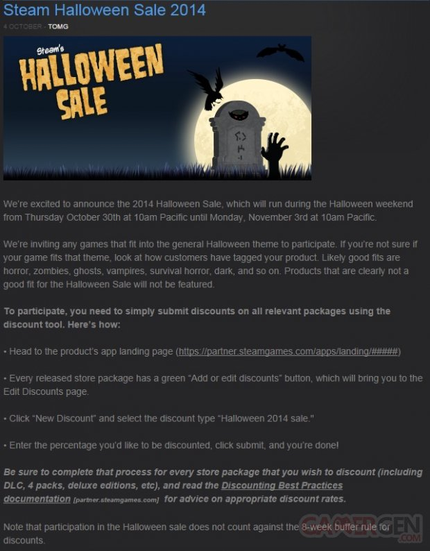 soldes steam halloween 2014