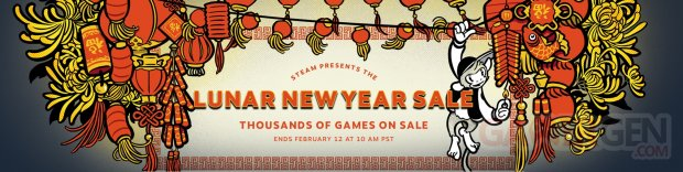 Soldes Steam Nouvel An Chinois