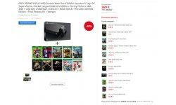 SOLDES : Xbox One X, la console 1 To et 10 jeux pour seulement 369 €, qui dit mieux