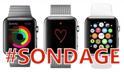 Sondage apple watch