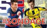 SONDAGE DE LA SEMAINE - PES 2017 vs FIFA 17: pour quel jeu allez-vous craquer?