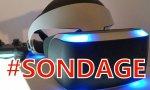 sondage de la semaine project morpheus combien etes vous prets mettre ce casque realite virtuelle