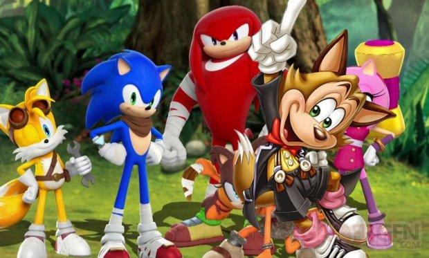 Sonic Boom famitsu