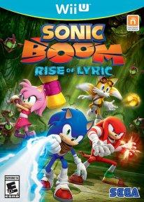 Sonic Boom jaquette US 2
