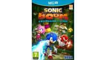 Sonic Boom jaquette Wii U