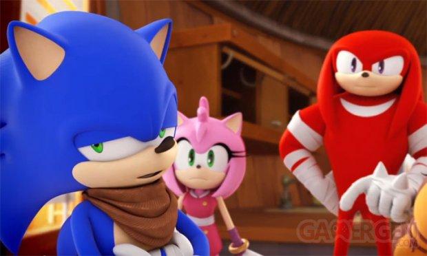 Sonic Boom série head