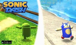 Sonic Dash Andronic image001