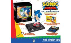 Sonic Mania collector