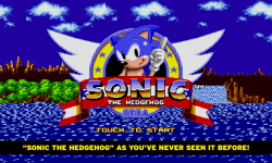 Sonic The Hedgehog 31.10.2013.