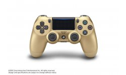 Sony DualShock 4 v2 gold or