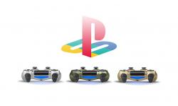 Sony DualShock 4 v2 manettes coloris