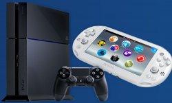 Sony PS4 PSVita