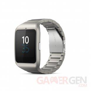 sony smartwatch 3 bracelet metal ces2015 (5)