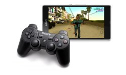 sony xperia dualshock support