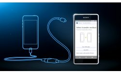 Sony Xperia Transfer Mobile iPhone migration