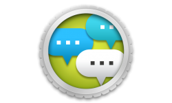 Sony Xperia Voice balloon photo app icone