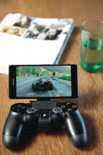 Sony Xperia Z3  Z3 Compact Z3 Tablet Compact dualshock 4 remote play (1)