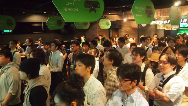 Sortie Xbox One Japon photos evenement esport 04.09.2014  (34)