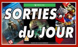 Sorties jeux vidéo du jour en France : quoi de neuf pour ce 11 octobre 2019