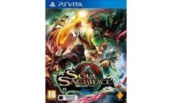 Soul Sacrifice Delta jaquette euro 01.04.2014
