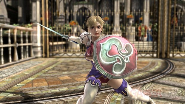 Soulcalibur Lost Swords Cassandra 1