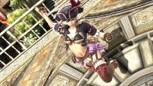 Soulcalibur Lost Swords costume femme pirate 4