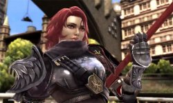 SoulCalibur Lost Swords head Hilde