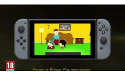 South Park : Le Bâton de la Vérité - Une très courte, mais épique, vidéo pour le lancement de la version Switch