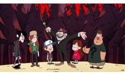 Souvenirs de Gravity Falls La Légende Gémulettes Gnomes head