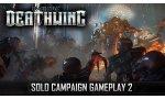 Space Hulk: Deathwing - Encore une longue vidéo de gameplay avant la sortie