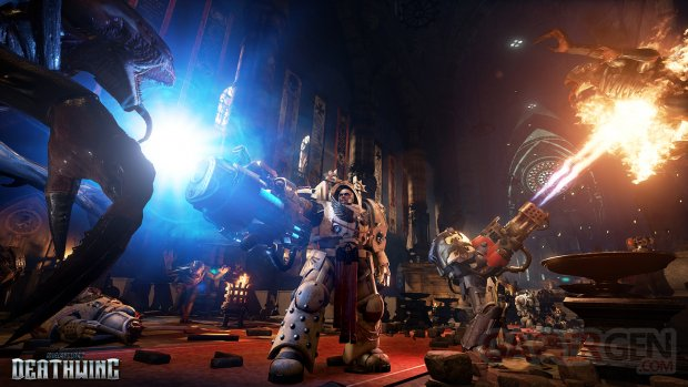 Space Hulk Deathwing image screenshot 4