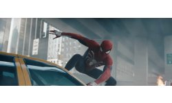 Spider Man live action publicité hed