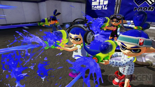 Splatoon 10 06 2014 screenshot 6