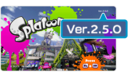 Splatoon 2.5