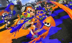 splatoon artwork