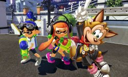 Splatoon Famitsu 1