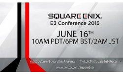 square enix e3 2015