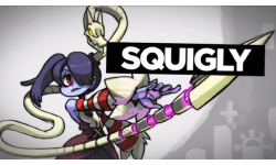Squigly vignette