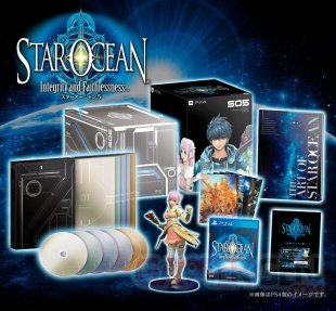 Star Ocean 5 Integrity and Faithlessness collector 1