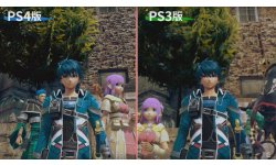 Star Ocean 5 Integrity and Faithlessness comparaison video visuel graphismes