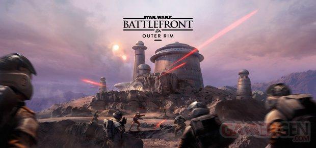 Star Wars Battlefront artwork Nien Nunb Greedo