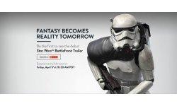 Star Wars Battlefront bande annonce