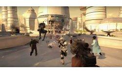 Star Wars Battlefront Bespin DLC image