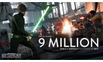 star wars battlefront beta termine record frequentation electronic arts