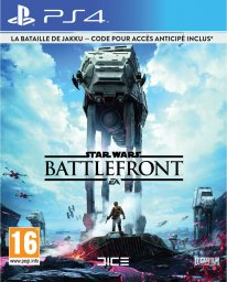 Star Wars Battlefront jaqyette PS4 PlayStation 4