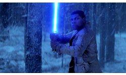 Star Wars Battlefront John Boyega Finn mode histoire Le reveil de la force.